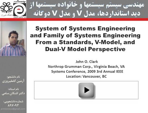پرزنت پروژه پایان ترم درس مهندسی سیستمها