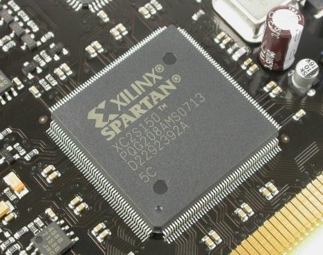 FPGA Xilinx Spartan XC2S150
